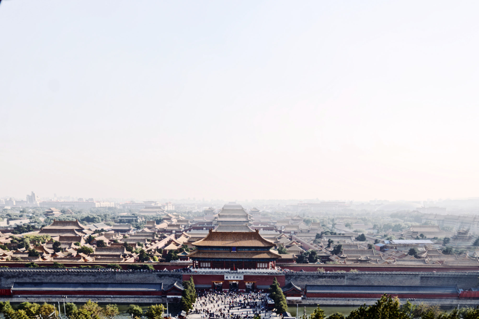 68ac76dfb005 Under denna högtid får Kinas befolkning betald ledighet, vilken många  väljer att spendera i Peking.