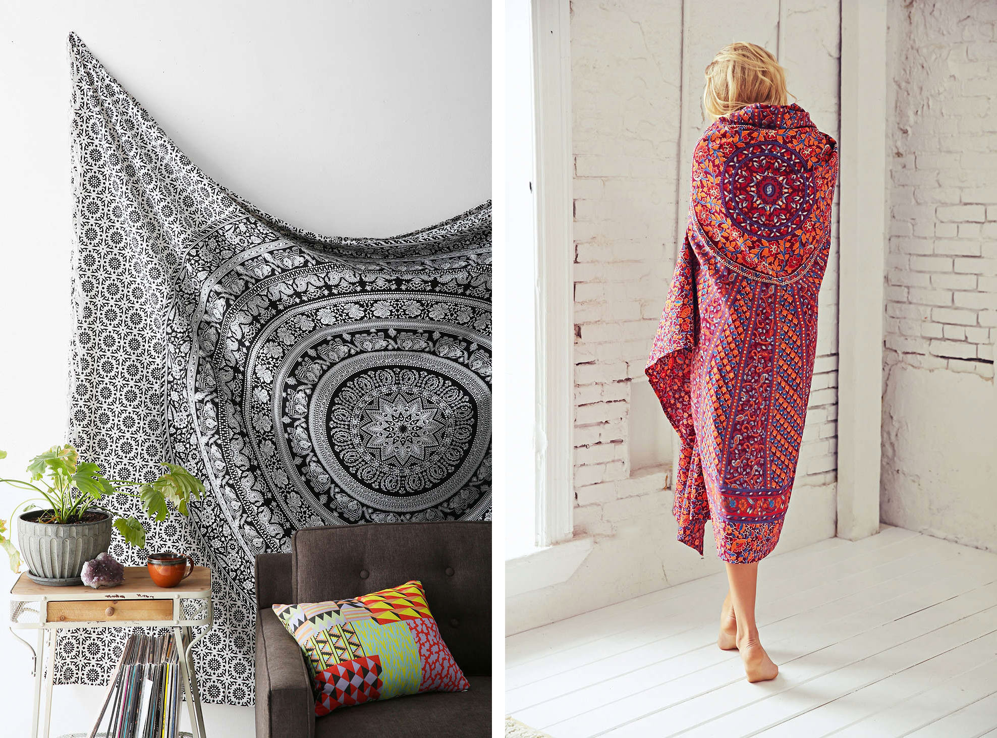 Interior idea: tapestries   ebba zingmark